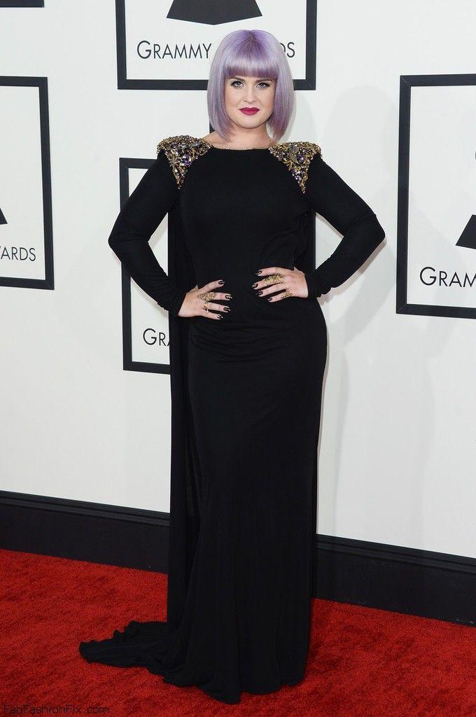 Kelly+Osbourne+56th+GRAMMY+Awards+Arrivals+wI57jWqr6u2x