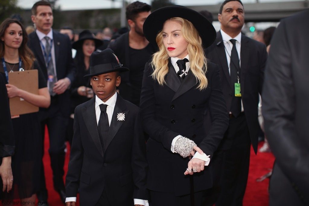 Madonna+56th+GRAMMY+Awards+Red+Carpet+EoeBpu7gFK3x