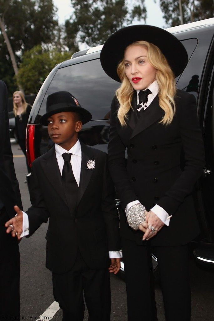 Madonna+56th+GRAMMY+Awards+Red+Carpet+e-MGeZg9bg8x