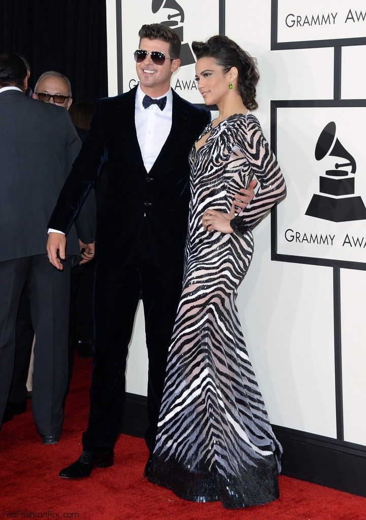 Paula+Patton+56th+GRAMMY+Awards+Arrivals+0773eVuFqRUx