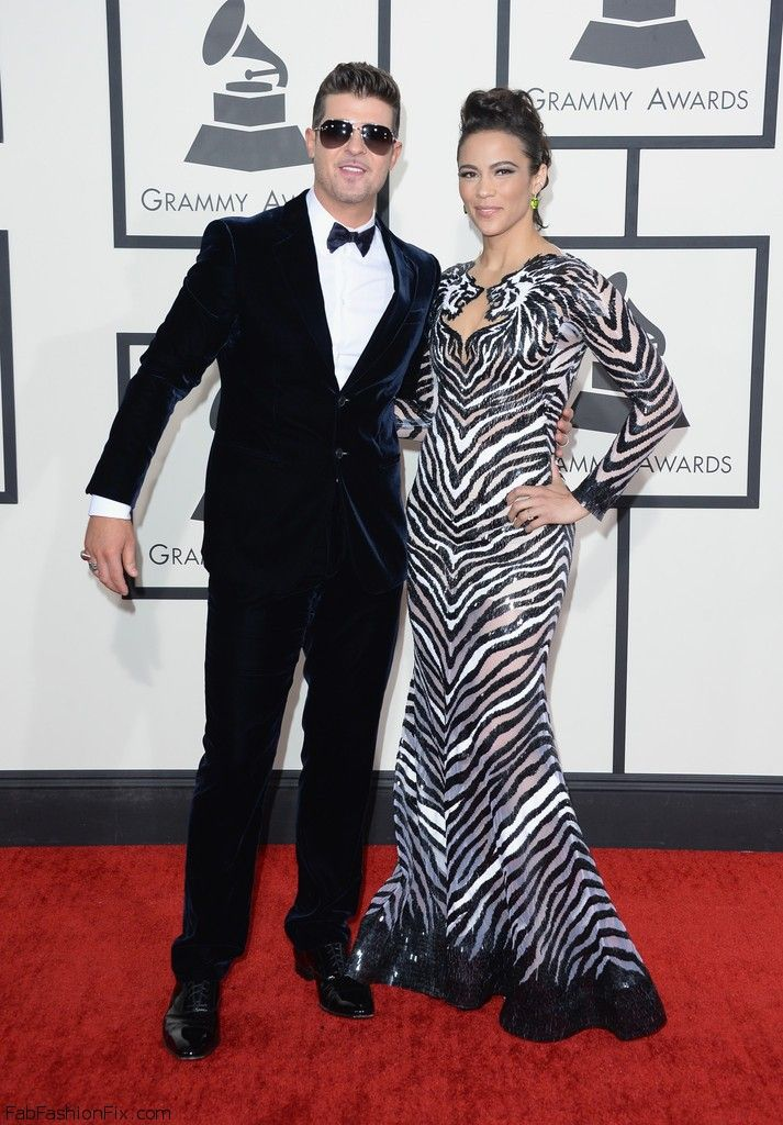 Paula+Patton+56th+GRAMMY+Awards+Arrivals+sIZ3EHHbWkvx