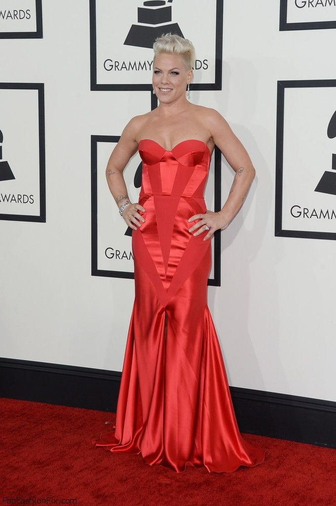 Pink+56th+GRAMMY+Awards+Arrivals+4DcwPTmEAkfx