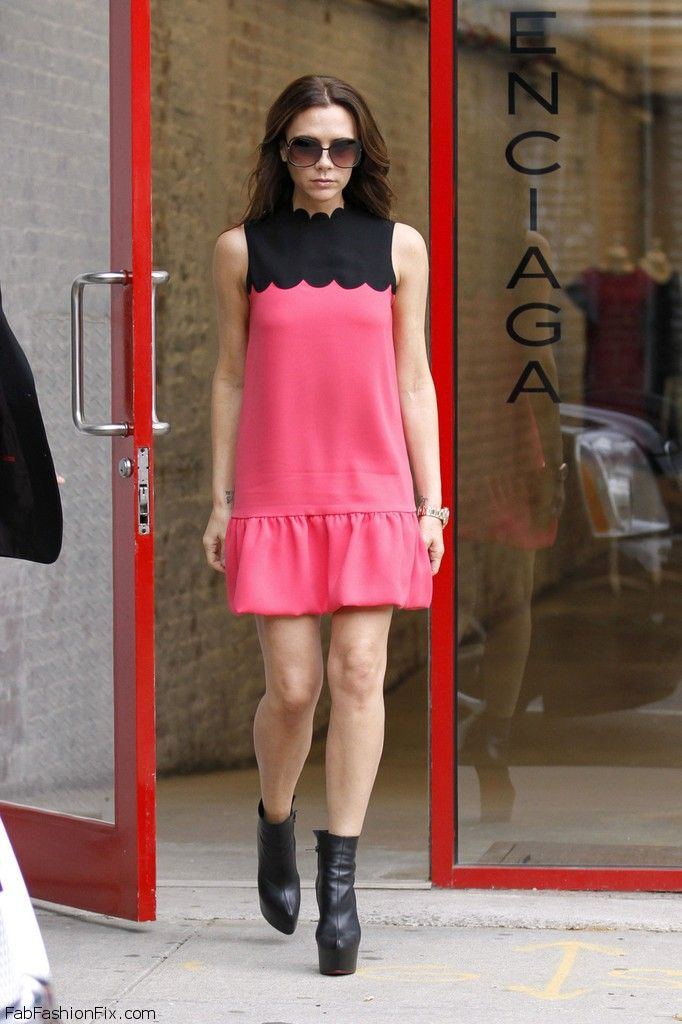 Victoria+Beckham+Dresses+Skirts+Baby+Doll+XG330dee-xZx