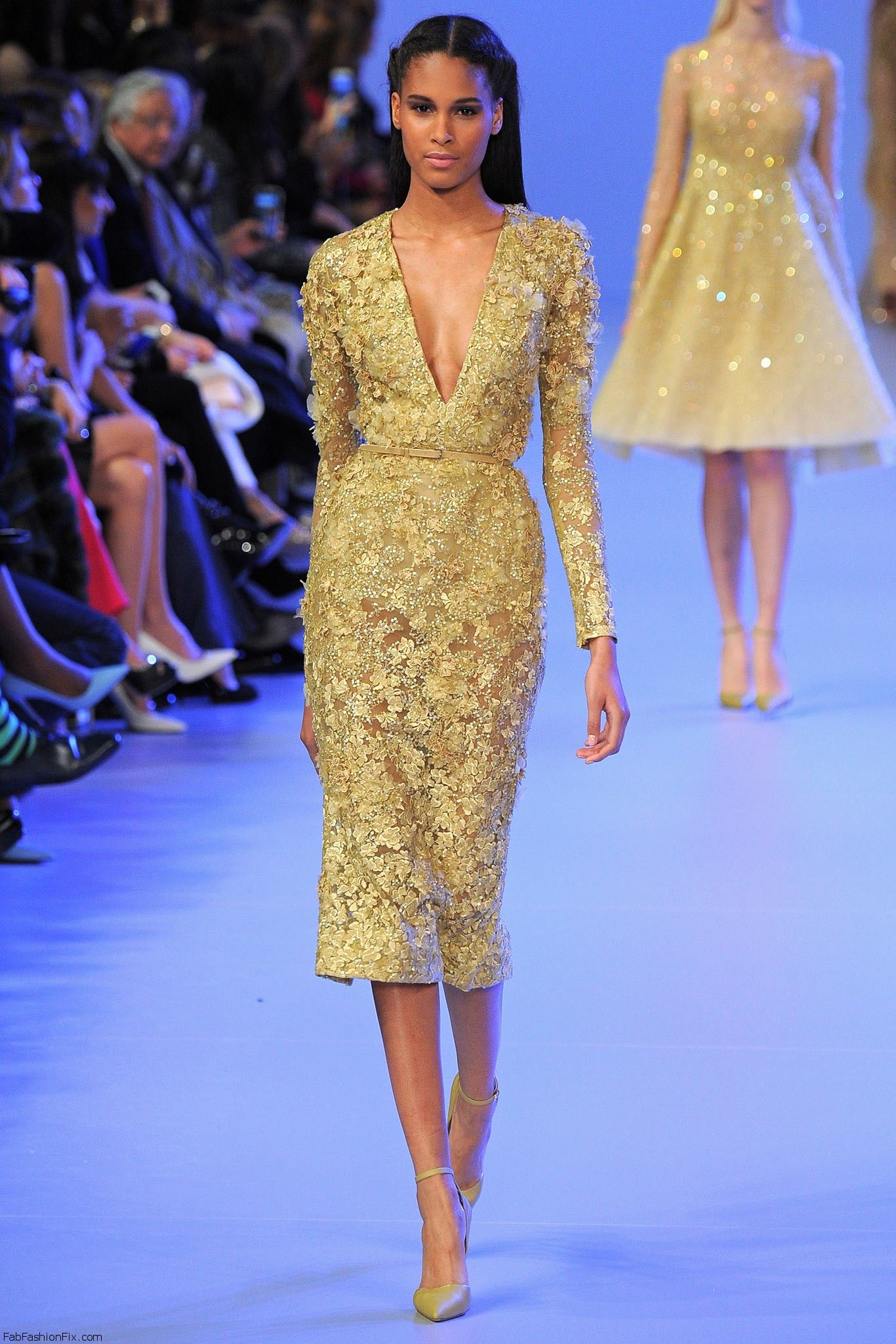 Elie Saab Haute Couture spring 2014 collection | Fab Fashion Fix