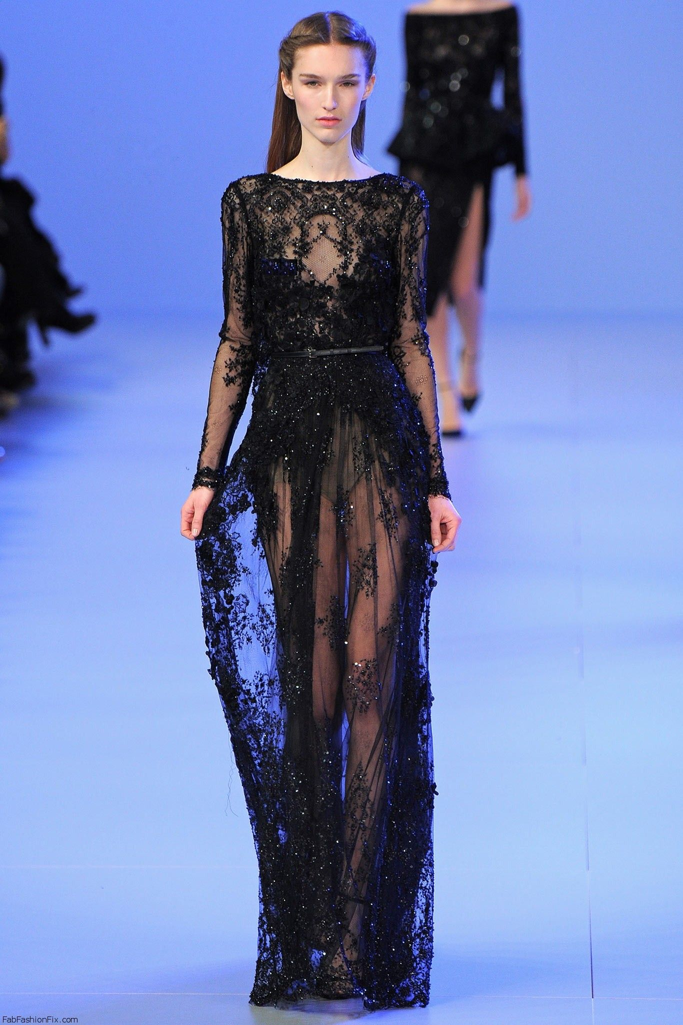 Elie saab haute couture spring 2014 collection fab for 2014 haute couture