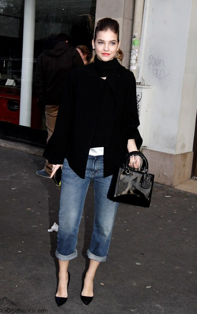 Barbara Palvin Casual Style Style Watch Celebrity