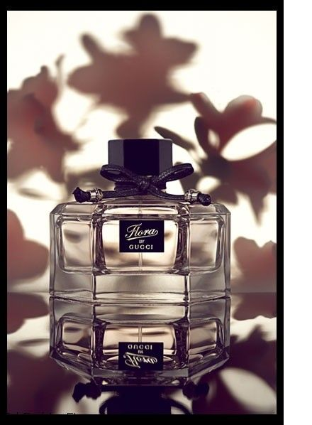 "Rose Perfume: Gucci ""Flora"" Fragrance"