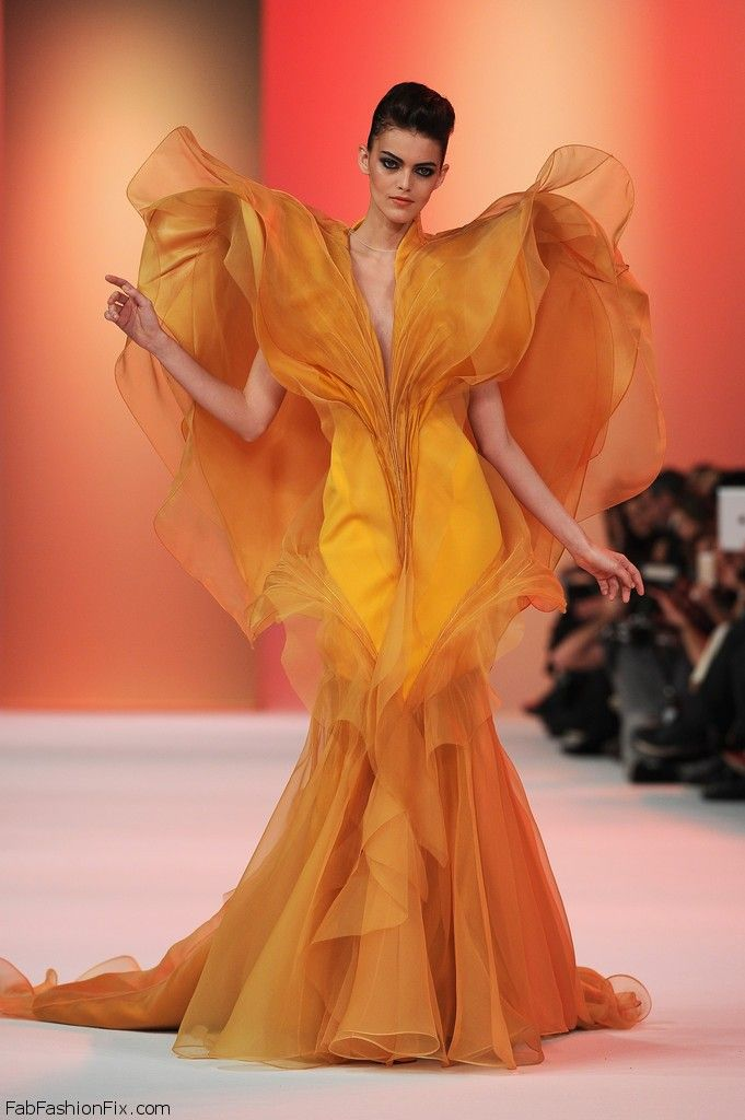 St 233 Phane Rolland Haute Couture Spring 2014 Collection