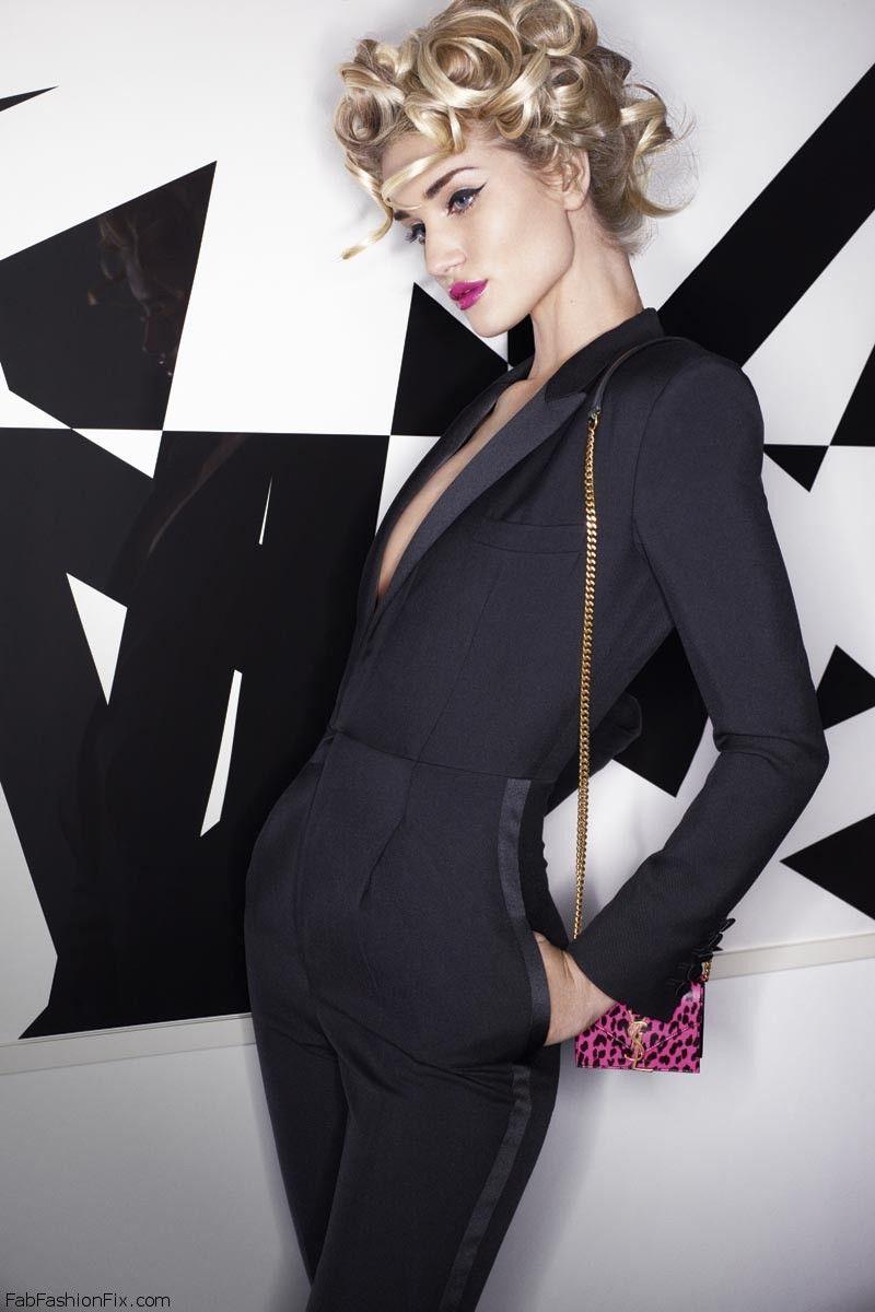 Rosie Huntington Whiteley Stars In Harper 39 S Bazaar Uk March 2014 Fab Fashion Fix
