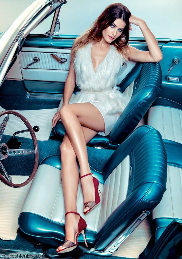 Morena Rosa Shoes fall 2014 collection