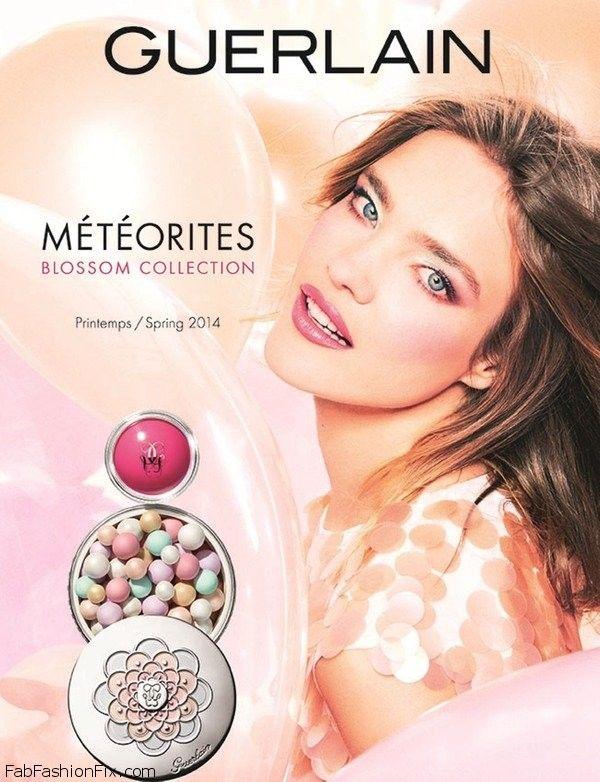 Guerlain Météorites Blossom Collection Spring 2014