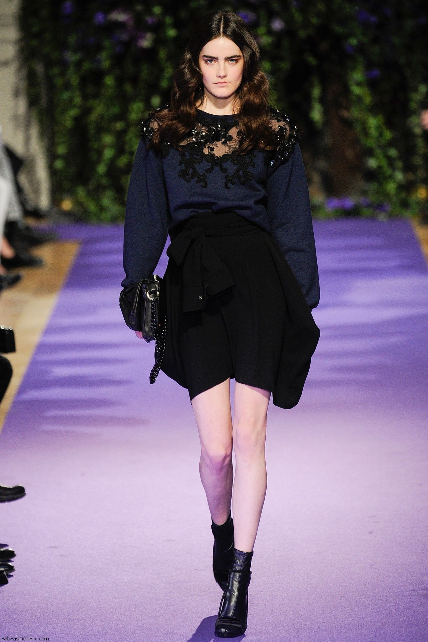 Alexis Mabille fall/winter 2014 collection