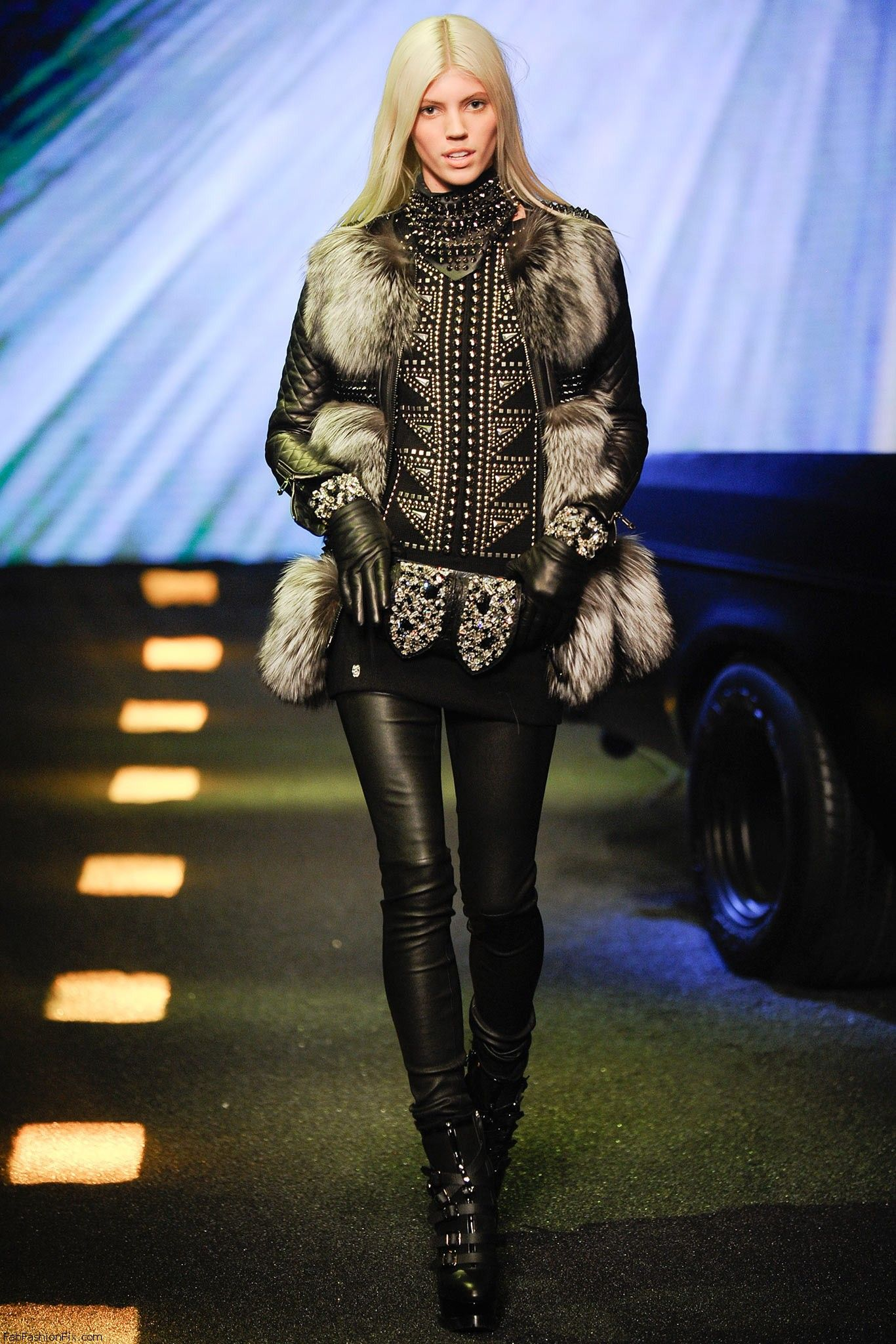 Philipp Plein fall/winter 2014 collection