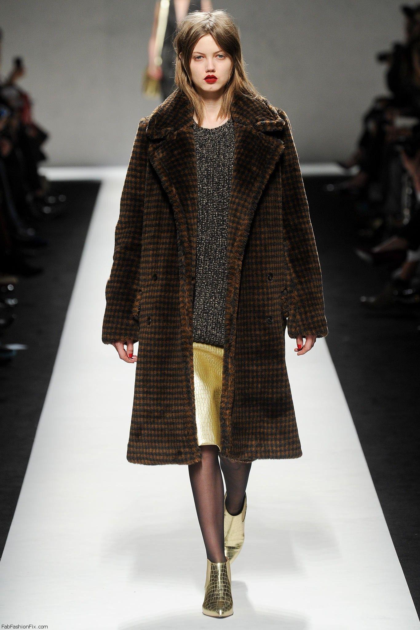 Max Mara fall/winter 2014 collection