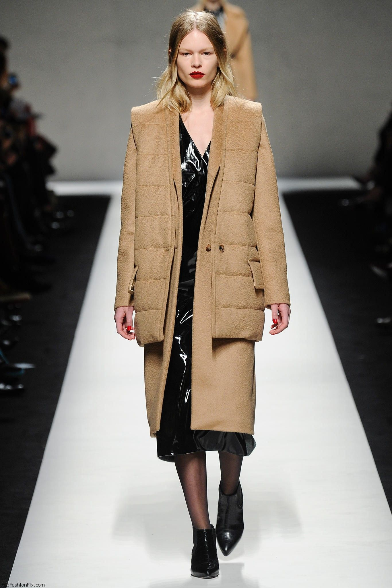 Max Mara Fall Winter 2014 Collection Milan Fashion Week Fab Fashion Fix