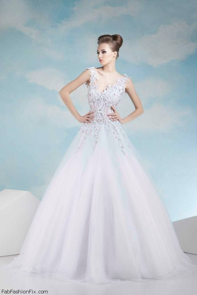 ea4165402e0 Tony Chaaya Haute Couture 2014 Collection | Fab Fashion Fix