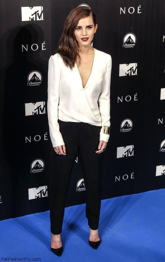 Emma+Watson+Noah+premieres+Madrid+Hv3RZeQ6HiUx