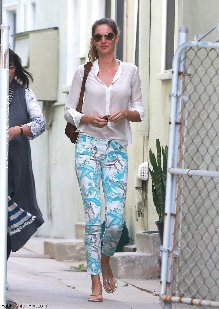 Style Watch Celebrity Street Style March 2014 Fab