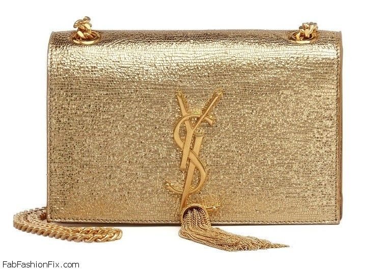 Introducing the YSL \u201cCassandre\u201d Handbags
