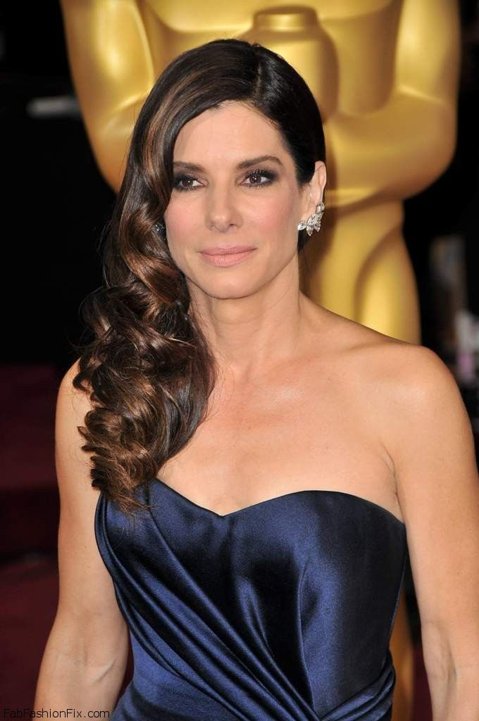 Sandra Bullock - 86th annual Academy Award 058