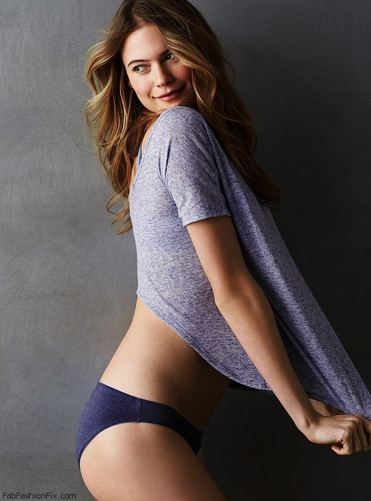 Behati Prinsloo For Victoria S Secret Lingerie March 2014
