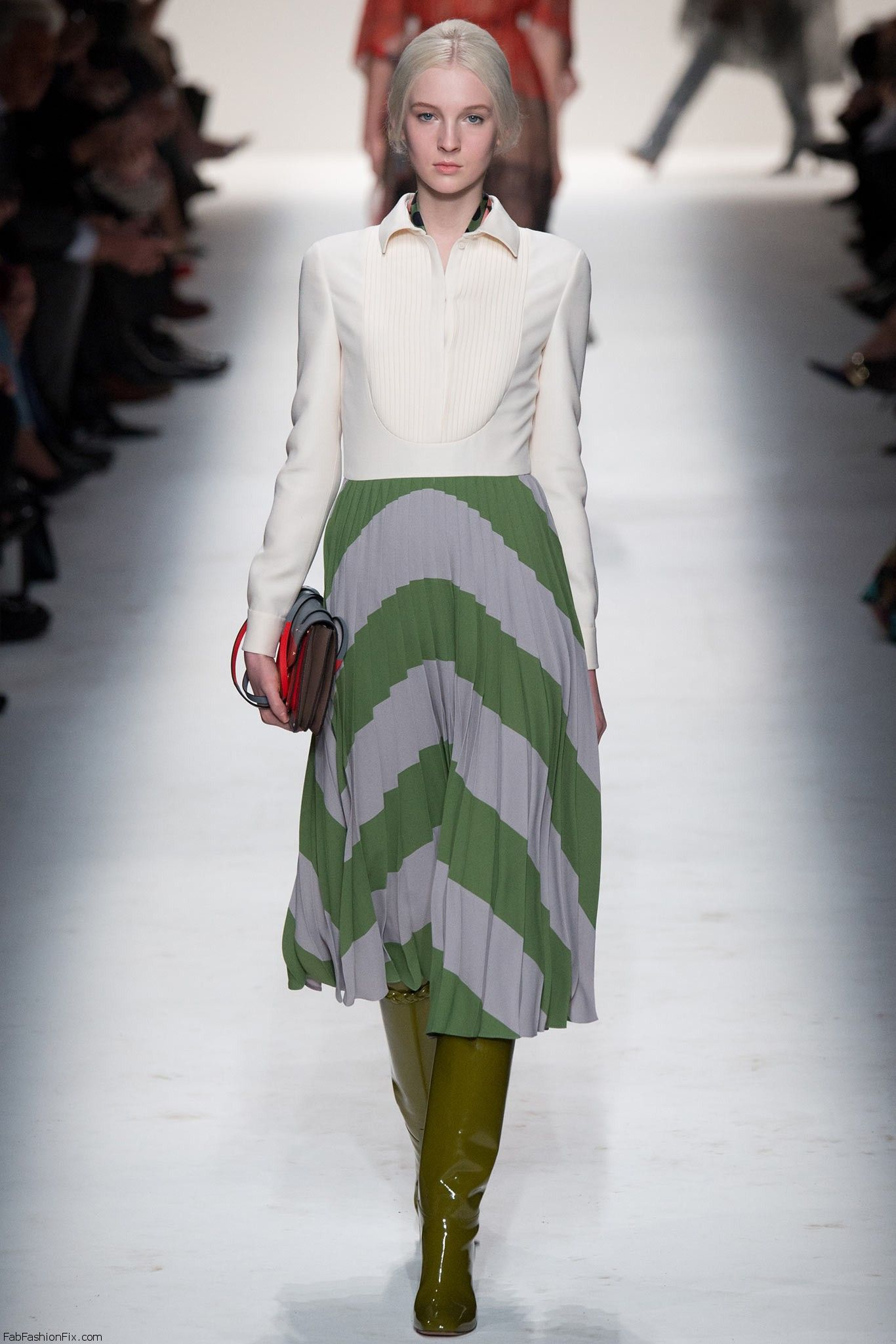 Valentino Fall Winter 2014 Collection Paris Fashion Week Fab Fashion Fix