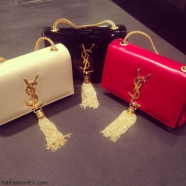 introducing the ysl cassandre handbags fab fashion fix