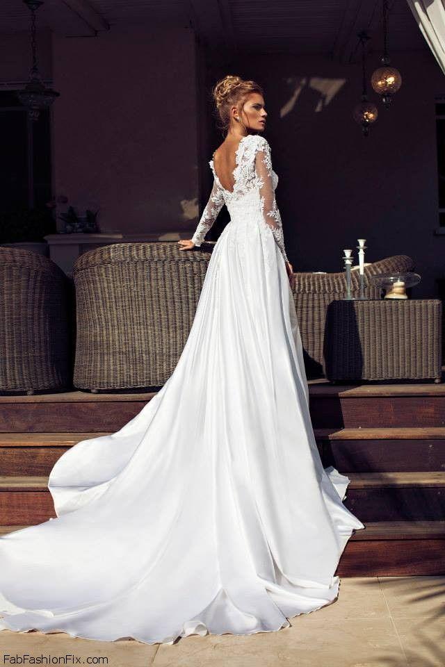 Nurit Hen 2014 Bridal collection - Fab Fashion Fix