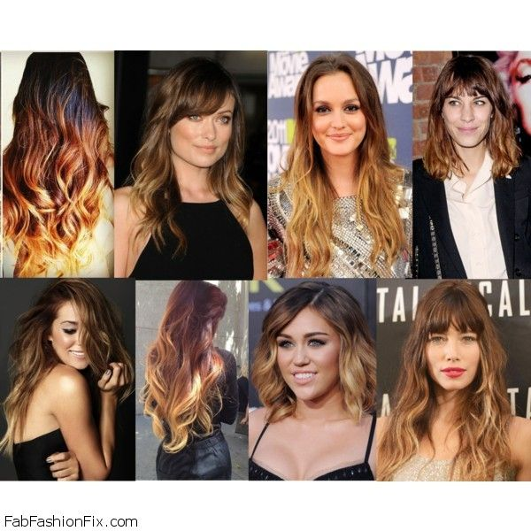 Attractive Ombre Hair Awesome Ideas