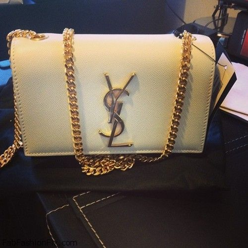 Introducing The Ysl Quot Cassandre Quot Handbags Fab Fashion Fix