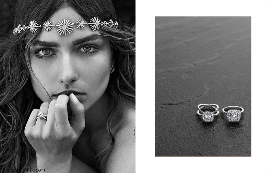 David Yurman Spring Summer 2017 Jewelry Collection