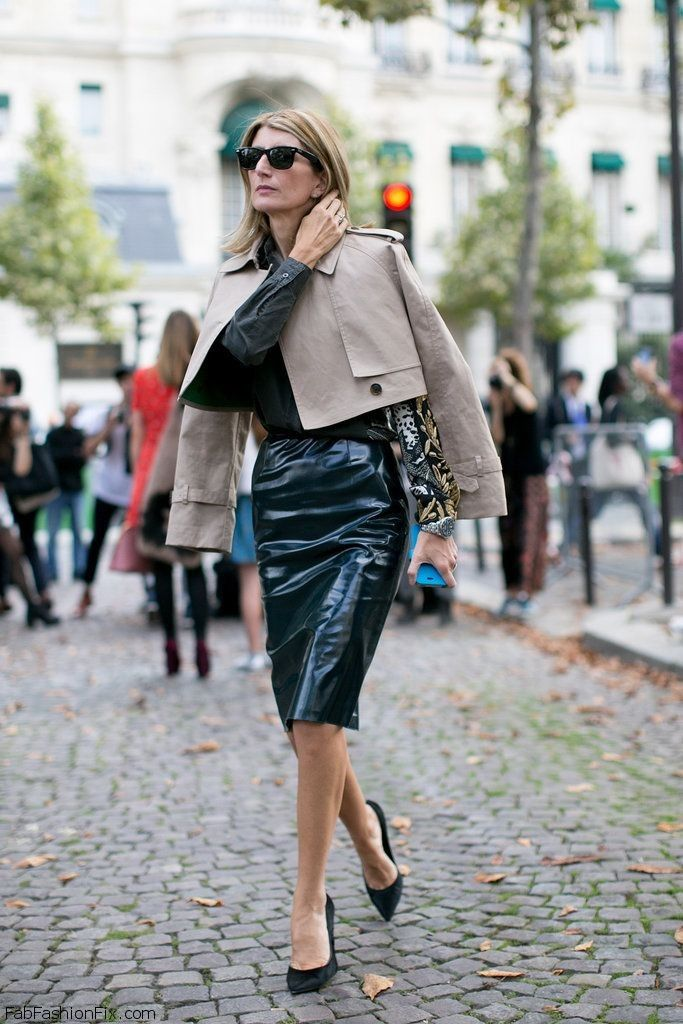 Style Guide How To Wear Pencil Skirt This Spring Fab
