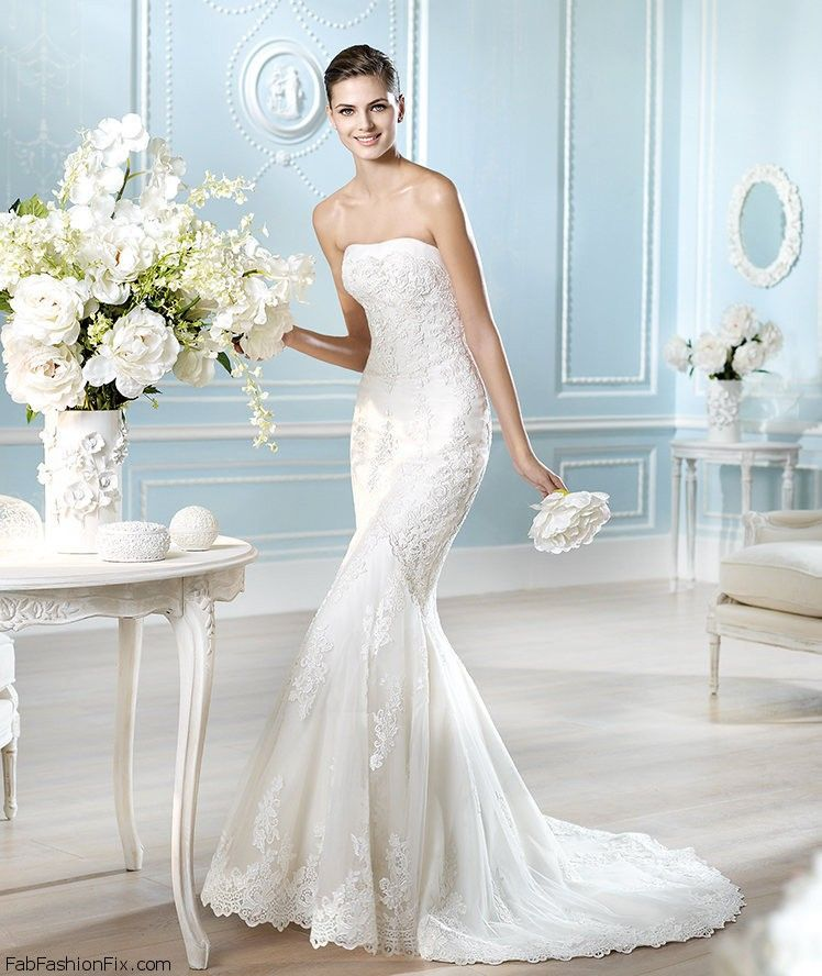St. Patrick 2014 Bridal Collection