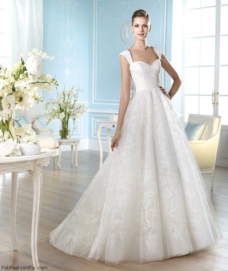 St Patrick 2014 Bridal Collection Fab Fashion Fix