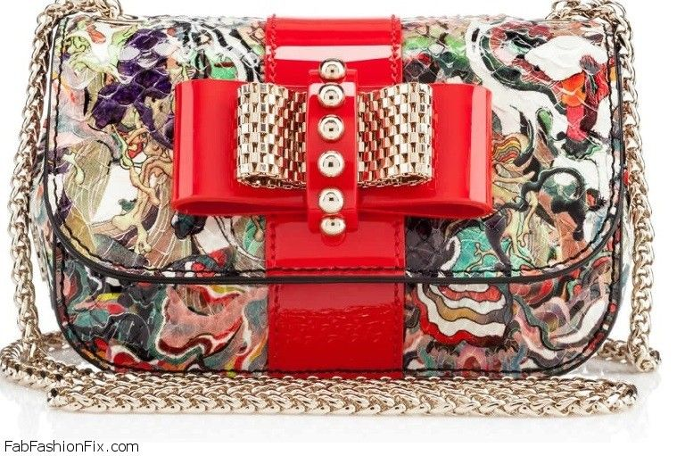 7ab382aa58a Christian Louboutin spring/summer 2014 handbags collection | Fab ...