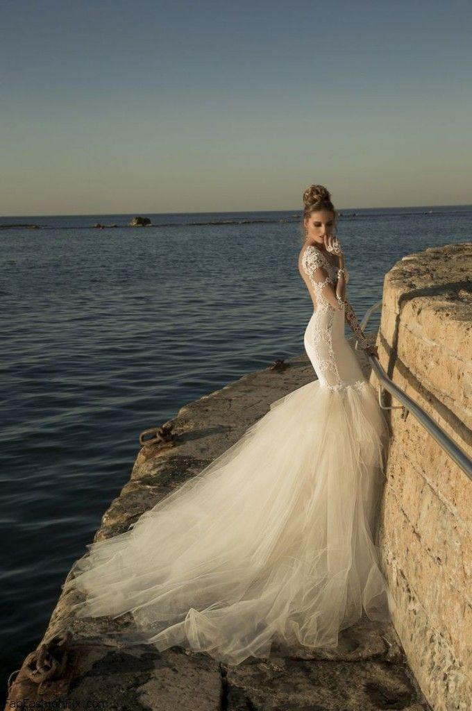 Galia Lahav La Dolce Vita 2014 Bridal collection (With