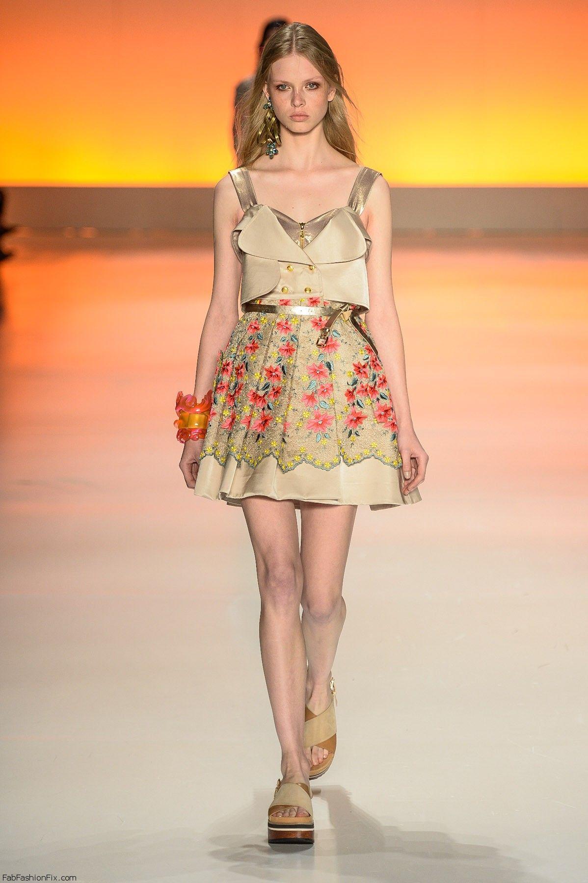 Triton spring/summer 2015 – Sao Paulo Fashion Week