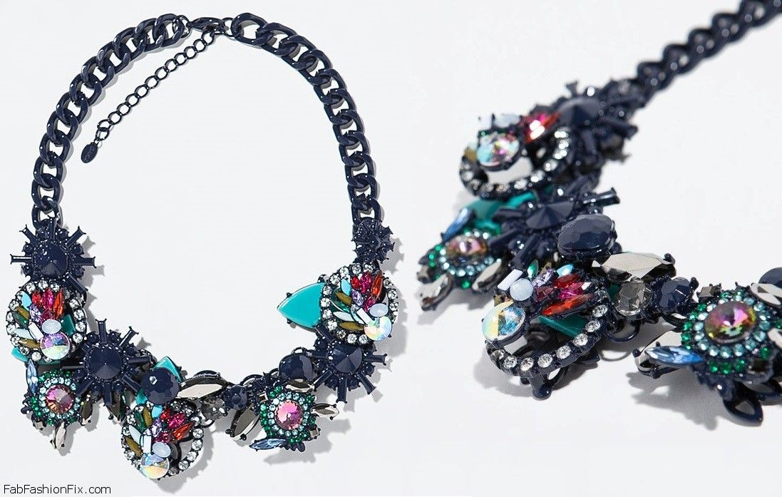 Zara Beaded Necklace