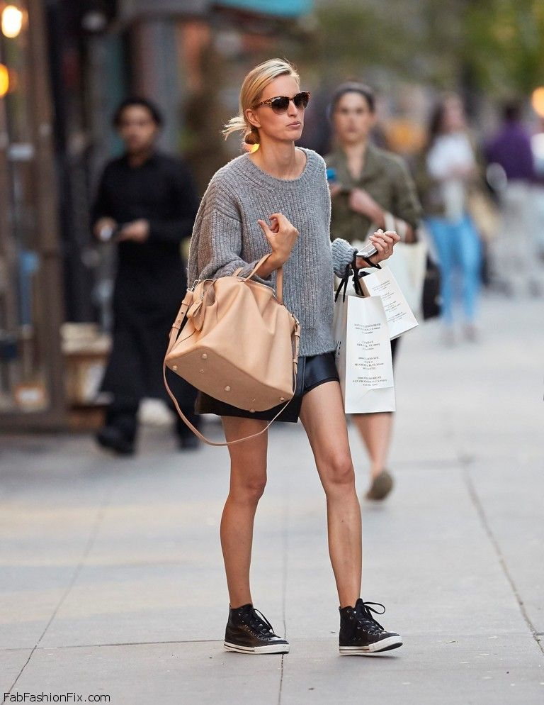 Style Watch: Celebrity street style (May 2014)
