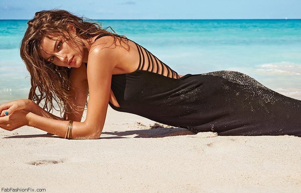 calzedonia-vestido-negro-playa