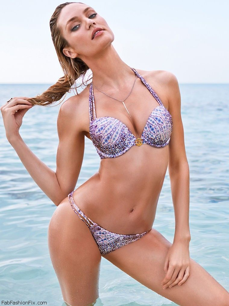 Victoria's Secret Swim 2014 collection (part 2) - Fab ...