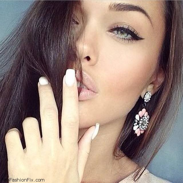 How To Create The Perfect Cat Eye Make Up Look Fab Fashion Fix