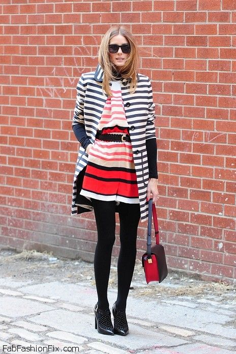 Olivia Palermo Looking Great in this Peter Som for DesigNation Exclusively at Kohl`s Jumper