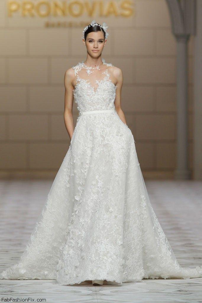 introducing the pronovias 2015 bridal collection fab fashion fix. Black Bedroom Furniture Sets. Home Design Ideas
