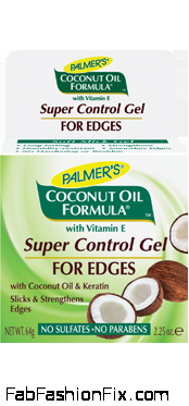 3506-6 Palmer's Coconut Oil Formula Super Control Gel for Edges Large