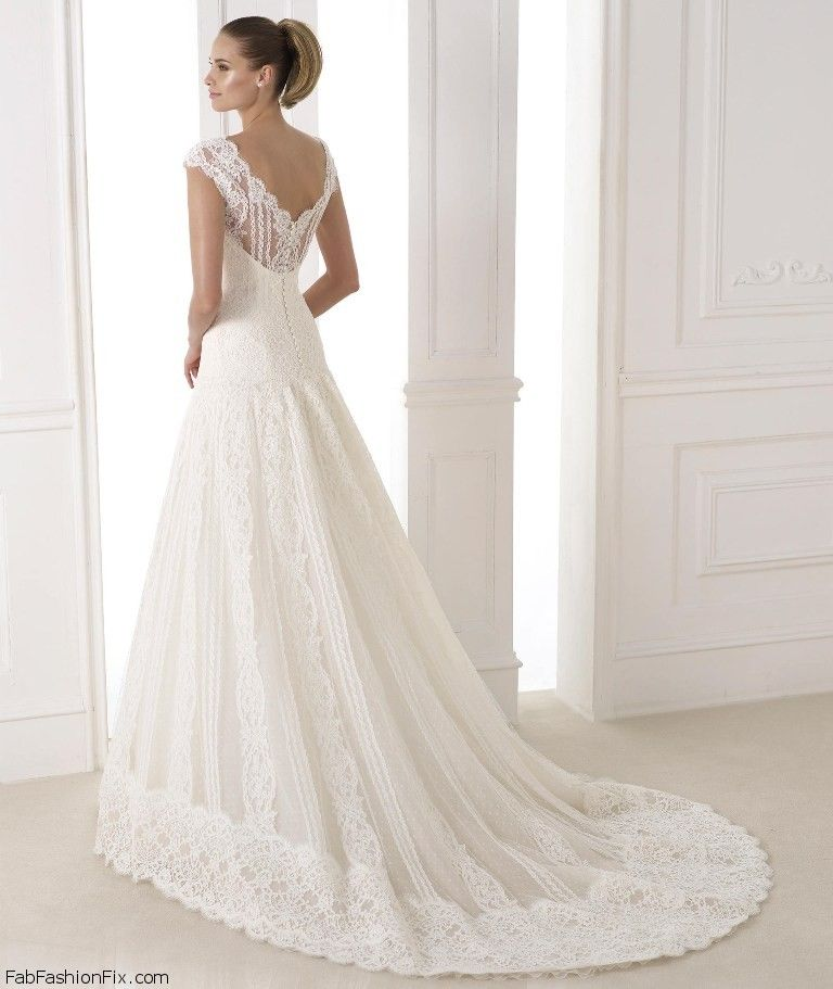 Atelier Pronovias 2015 Bridal Collection  Fab Fashion Fix