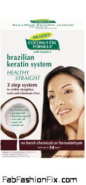 Palmer's Coconut Oil Formula Brazilian Keratin System Large