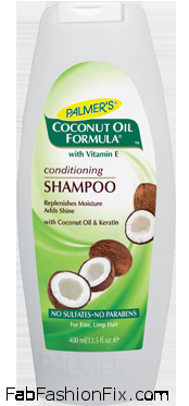 Palmer's Coconut Oil Formula Conditioning Shampoo new Large