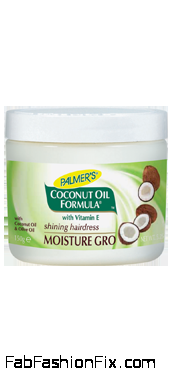 Palmer's Coconut Oil Formula Moisture Gro Shining Hairdress new Large