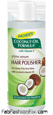Palmer's Coconut Oil Formula Shine Serum Hair Polisher new Large